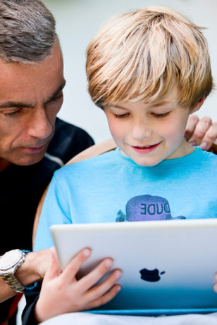 Has Technology Improved Educational Outcomes?