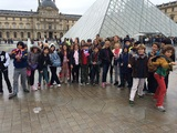 5th grade students from all of LILA's campuses look forward to the school's traditional 2-week field trip to France where they attend school with their French 5th grade counterparts and visit historical monuments that they learned about during their elementary years.