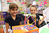 In Math Lab, students focus on maturing their mathematical skills.