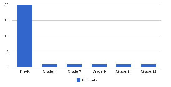 Morrison Center Students by Grade