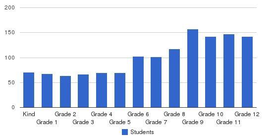 Mcdonogh School Students by Grade