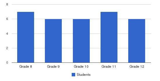 Swansea Wood School Students by Grade