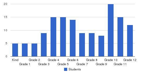 Comenius School For Creative L Students by Grade