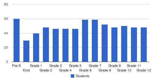 Isle Of Wight Academy Students by Grade