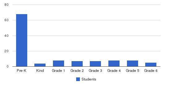 Palnez School Students by Grade