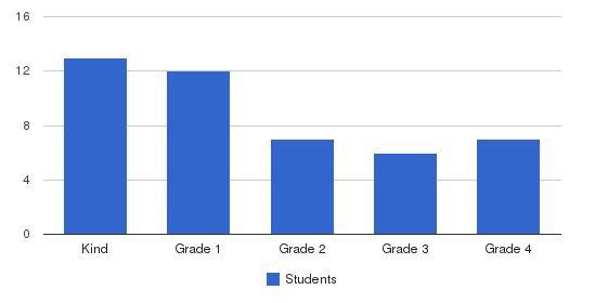 Mckinney Academy Students by Grade