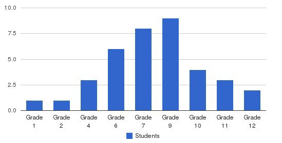 Star Academy Students by Grade