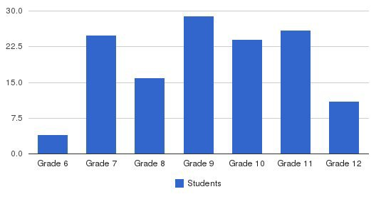 The Devereux Georgia Treatment Students by Grade