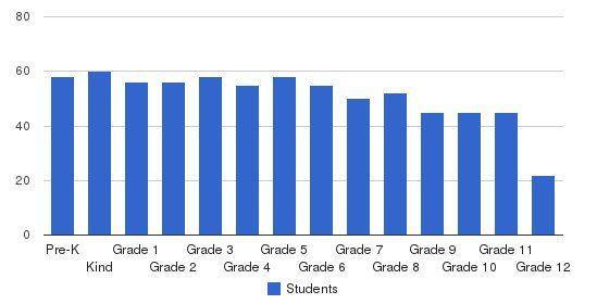 Islamic Foundation School Students by Grade