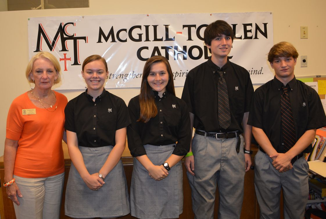 Mcgill-toolen Catholic High School Photo #1