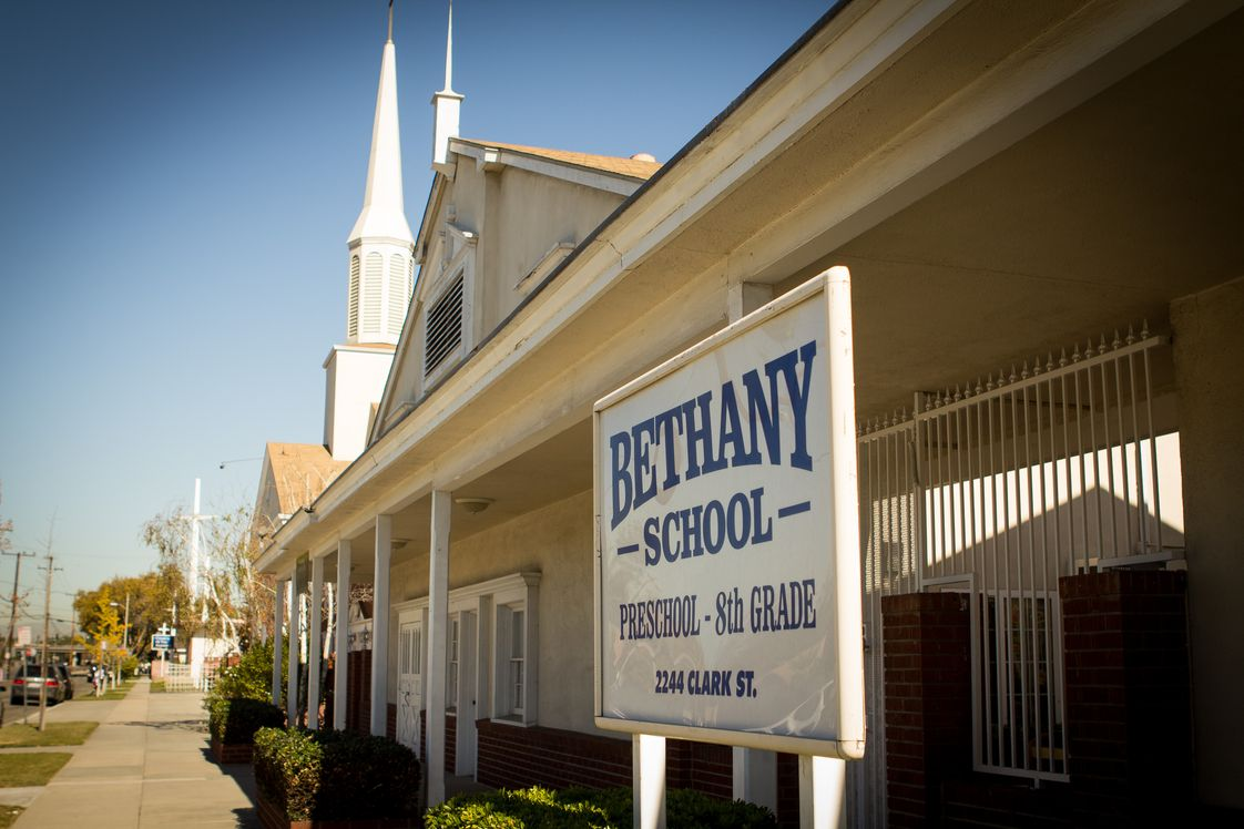 Bethany School Photo #1 - Call us today for a tour at 562-597-2814.