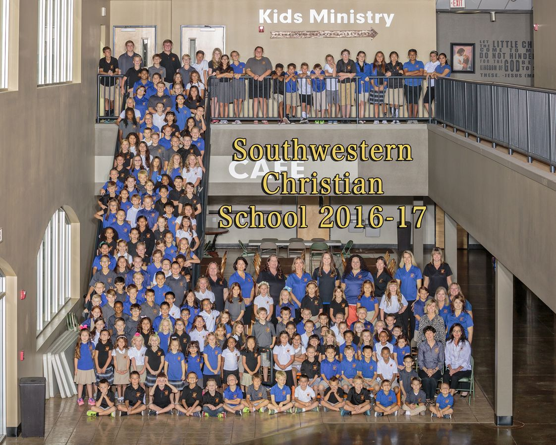 Southwestern Christian School Photo #1 - Go Lions!