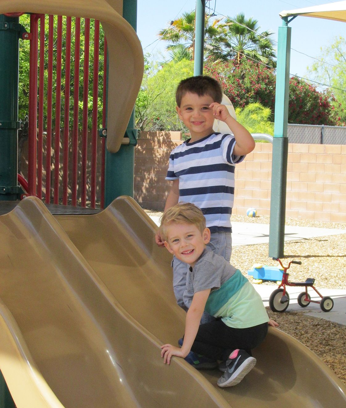 Anshei Israel Preschool & Kindergarten Photo #1 - Lifelong learning and friendships start here!