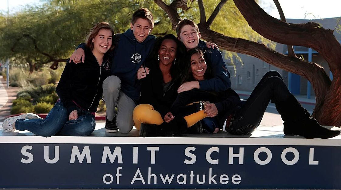 Summit School Of Ahwatukee Photo #1 - Preschool through 8th grade Nationally Accredited