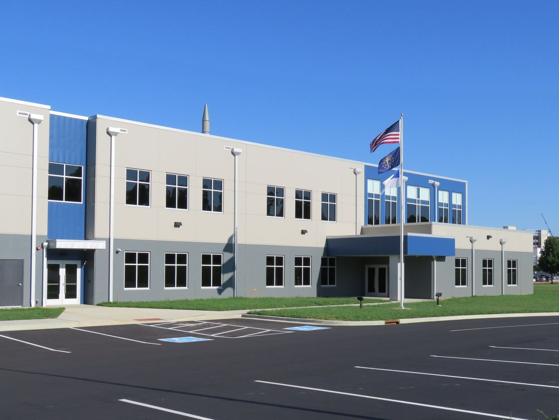 Evansville Christian School Photo - New, freestanding Epworth Campus, including high school.
