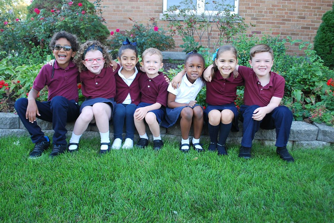 St. Thomas More School Photo #1 - Students at St. Thomas More School grow academically, artistically, physically and spiritually in an environment of love and kindness.