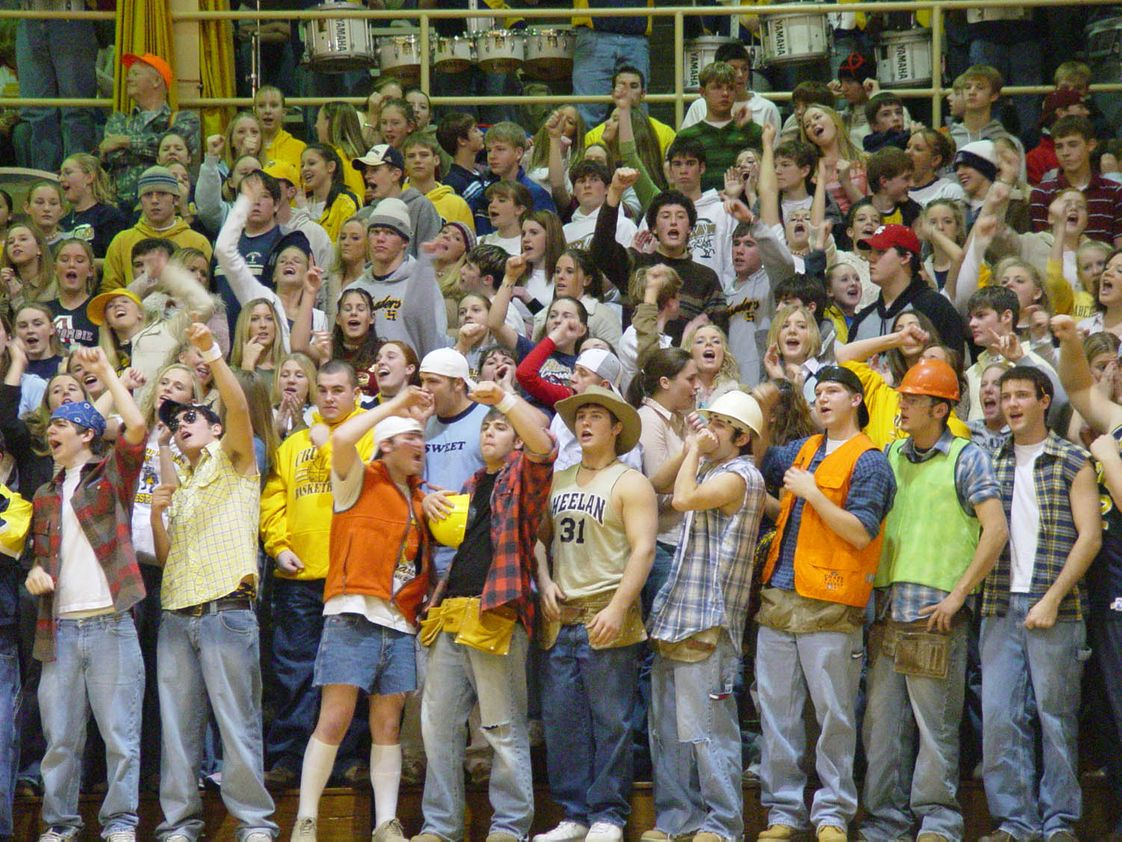Bishop Heelan Catholic High School Photo - Our students take great PRIDE in all of the school activities