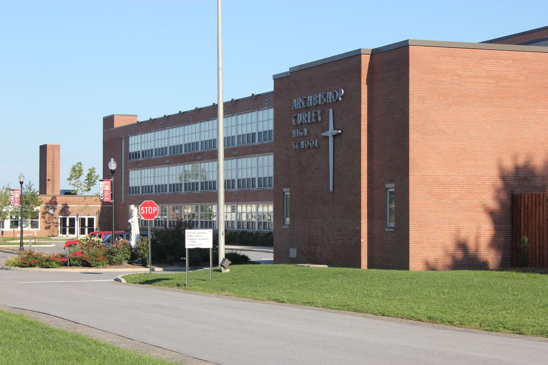Archbishop Curley High School Photo