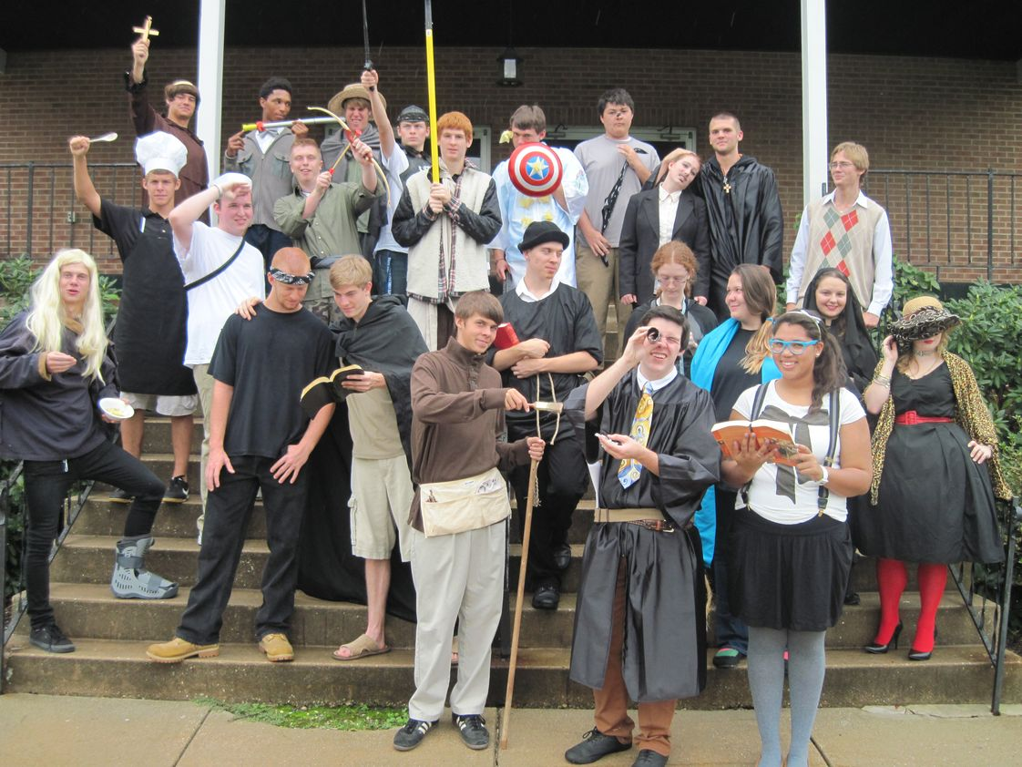 Tri-state Christian Academy Photo - Canterbury Tales
