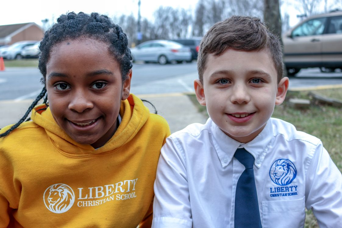 Liberty Christian School Photo - Welcome to Liberty Christian School. We have been proudly preparing students academically and spiritually for almost 40 years!