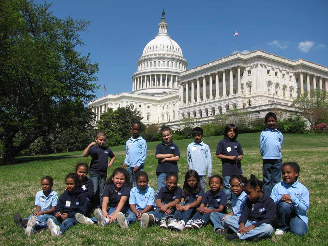 Takoma Academy Preparatory School Photo #1 - Field trip to the Capitol