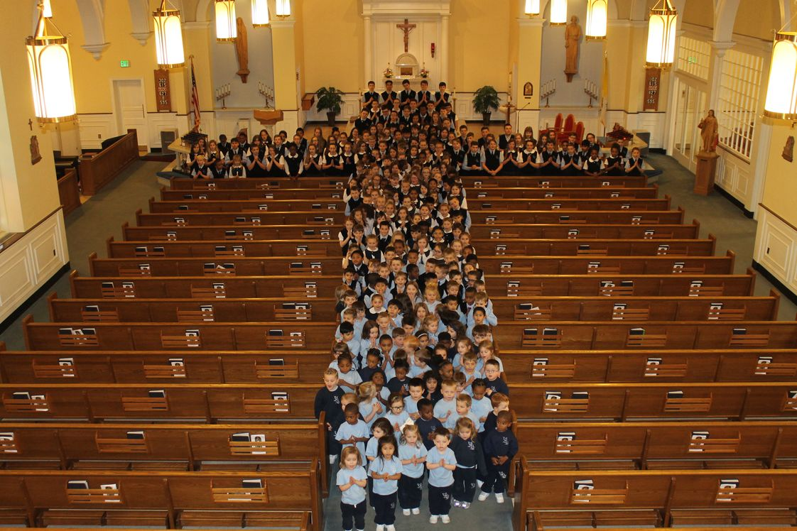 St. Mary's School Photo #1 - Student Body