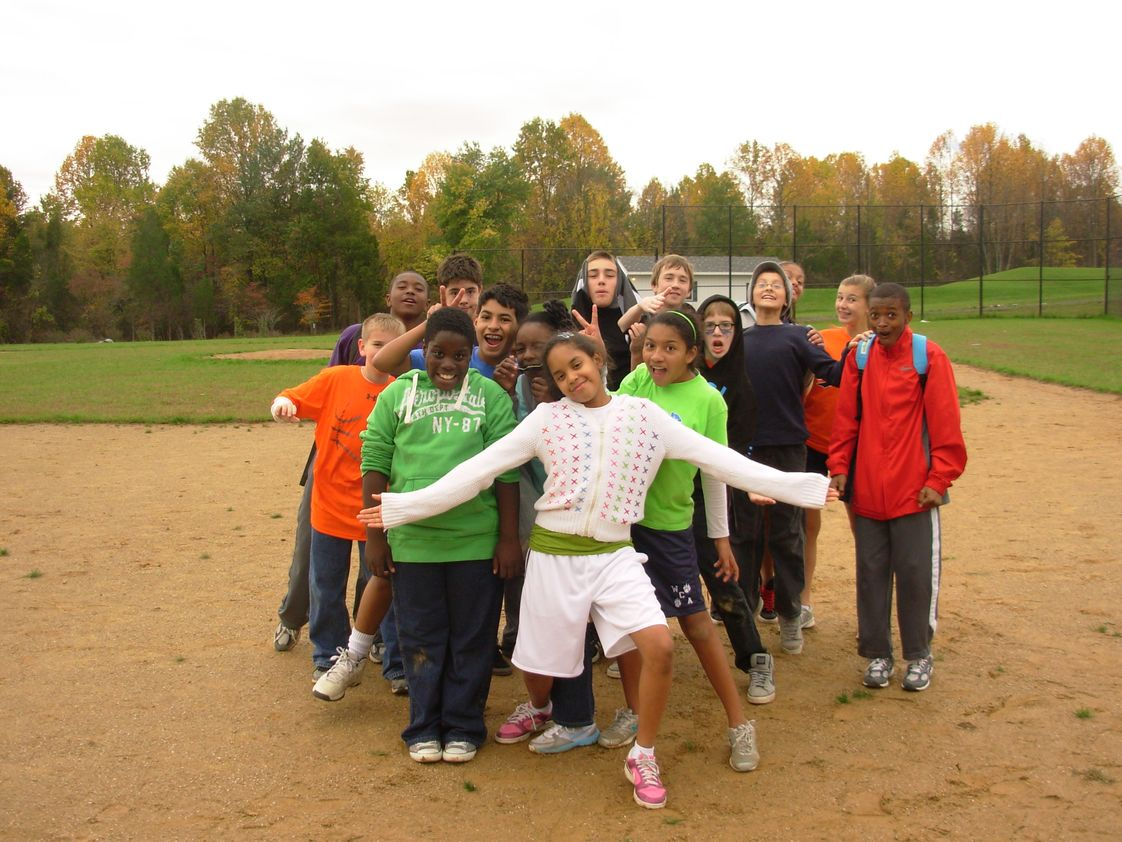 Washington Christian Academy Photo #1 - Our Middle School students enjoy fun and games at one of our Quarterly House Festival Days!