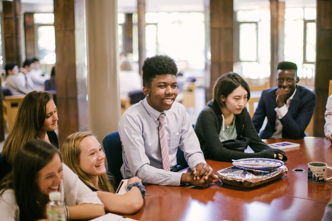 Lexington Christian Academy Photo - Lexington Christian Academy is an independent, college preparatory, day and boarding school educating students in grades 6-12.