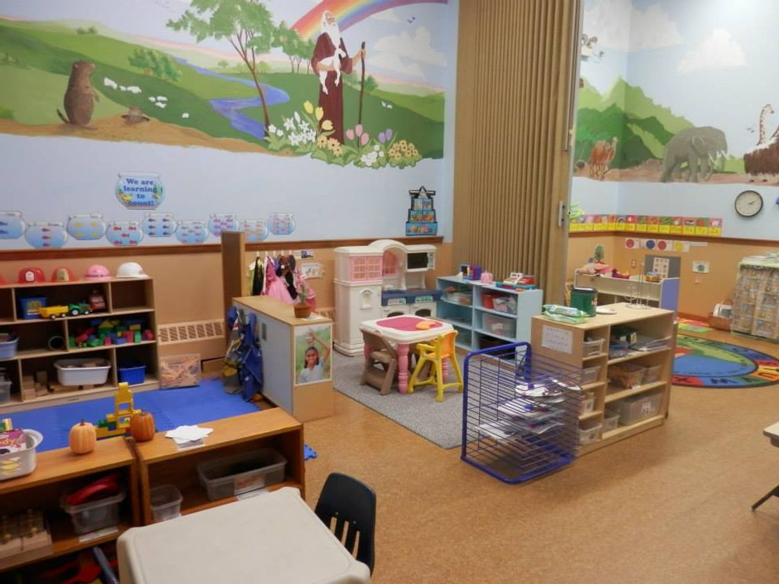 Merrimack Valley Christian Day Photo - Preschool Room