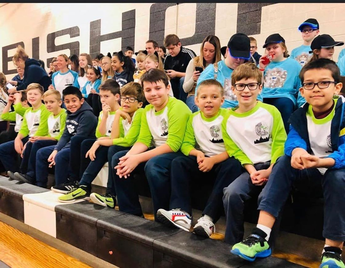 Immaculate Conception Ukrainian Catholic Schools Photo - IC offers an award-winning FIRSTLego Robotics program.