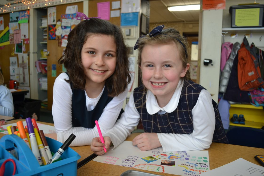 St. Francis Of Assisi Catholic School Photo #1 - Students in 3rd grade