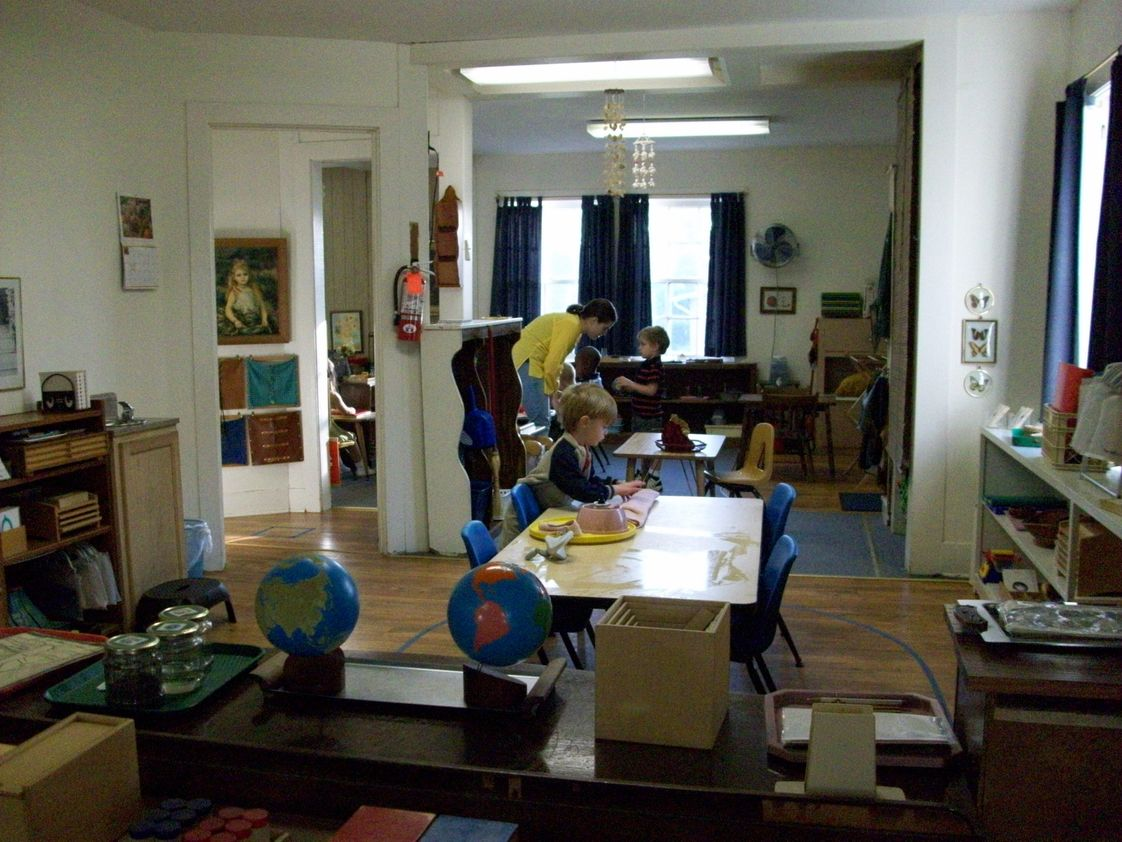 Montessori Childrens House Photo