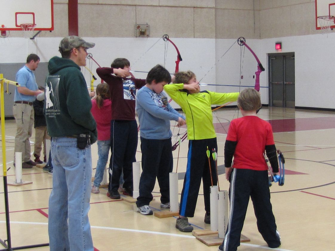 Faith Lutheran School Photo - National Archery in the Schools Program