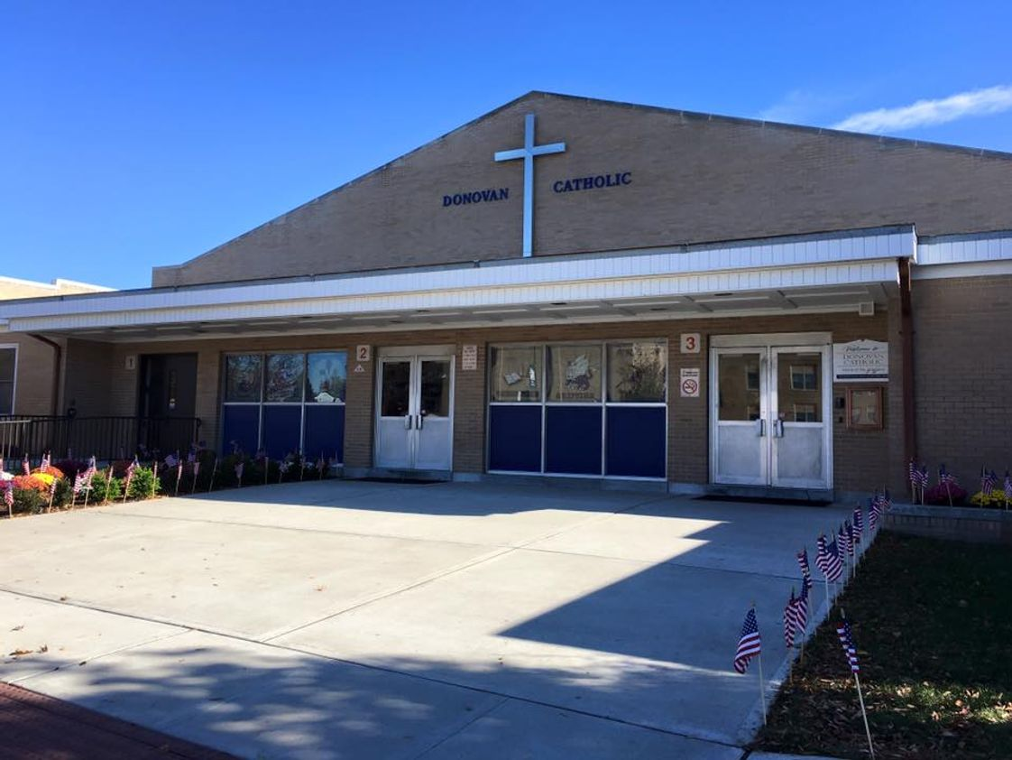 Donovan Catholic Photo #1 - Founded in 1962 as St. Joseph High School and known as Monsignor Donovan High School until 2014, Donovan Catholic is Ocean County's only Catholic high school.