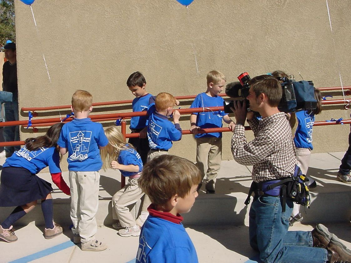 Immanuel Lutheran School Photo #1 - Blue Ribbon Celebration - Take a tour ANY Thursday 9a-2p! We would love you to be a part of our Christian Family! High Academics, Arts, Athletics and more for every grade! Individualized instruction for your child! Call Today! 505-243-2589