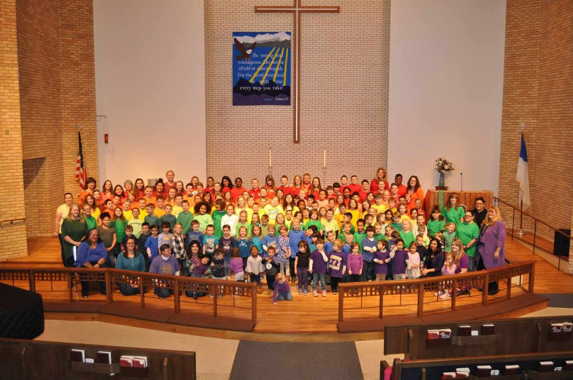 Christ Lutheran School Photo - Christ Lutheran School Lutheran Schools Week!