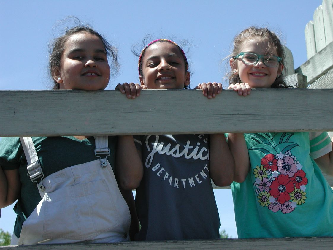 Calvary Chapel Academy Photo #1 - Fun on the playground at recess