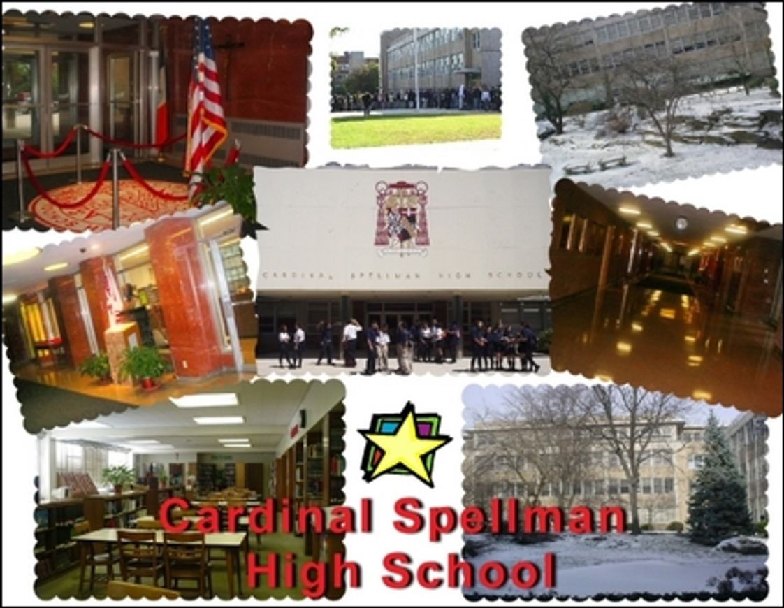 Cardinal Spellman High School Photo #1 - Where boys and girls with dreams become men and women of vision.