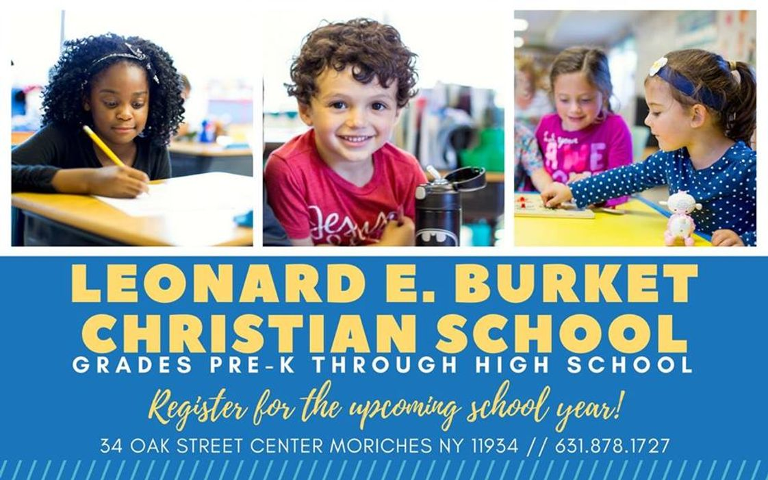 Leonard E Burket Christian School Photo