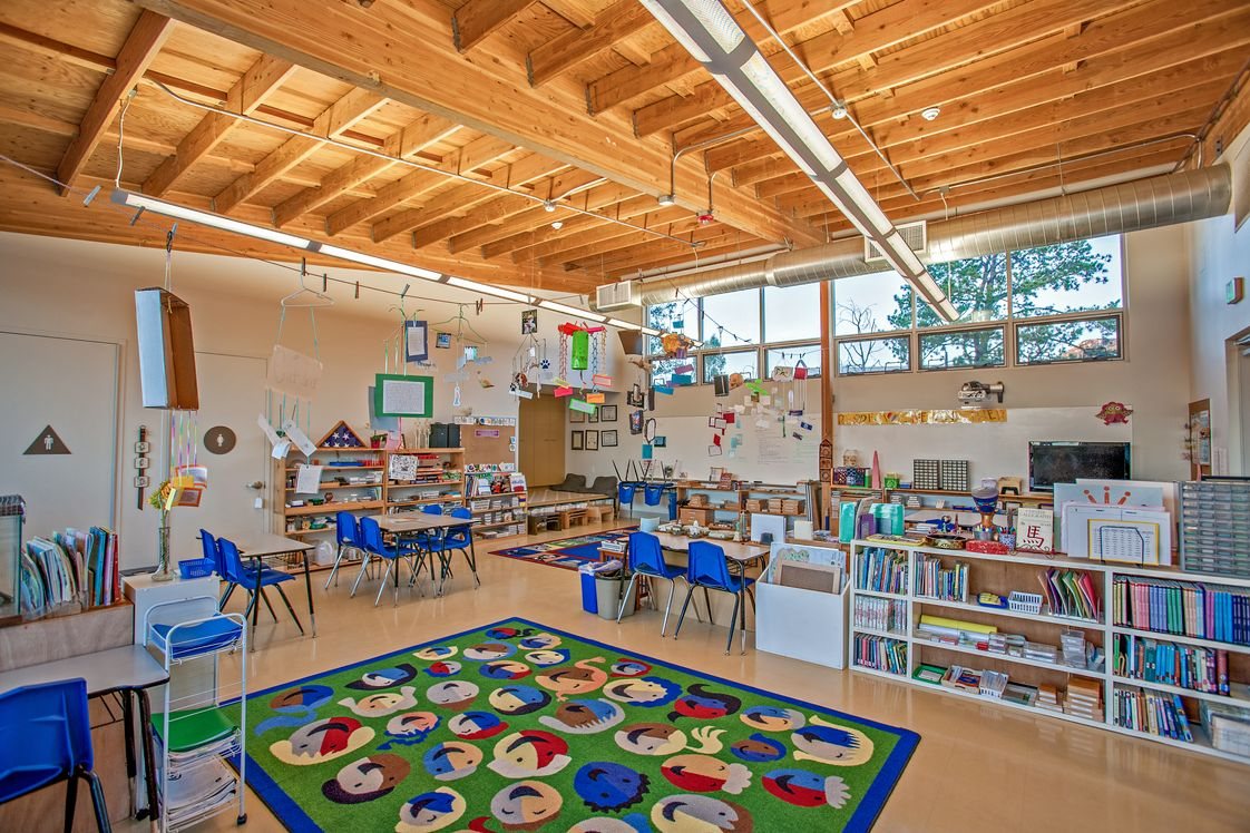 Country Montessori School Photo #1 - The Owls classroom for 4th and 5th grade students.