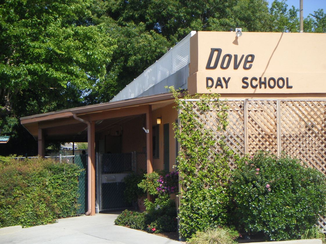 "Dove Day School Photo - Our campus is situated for maximum security. We often hear ""Wow, it's much bigger back here than it looks driving by"". Our families enjoy the private grounds."
