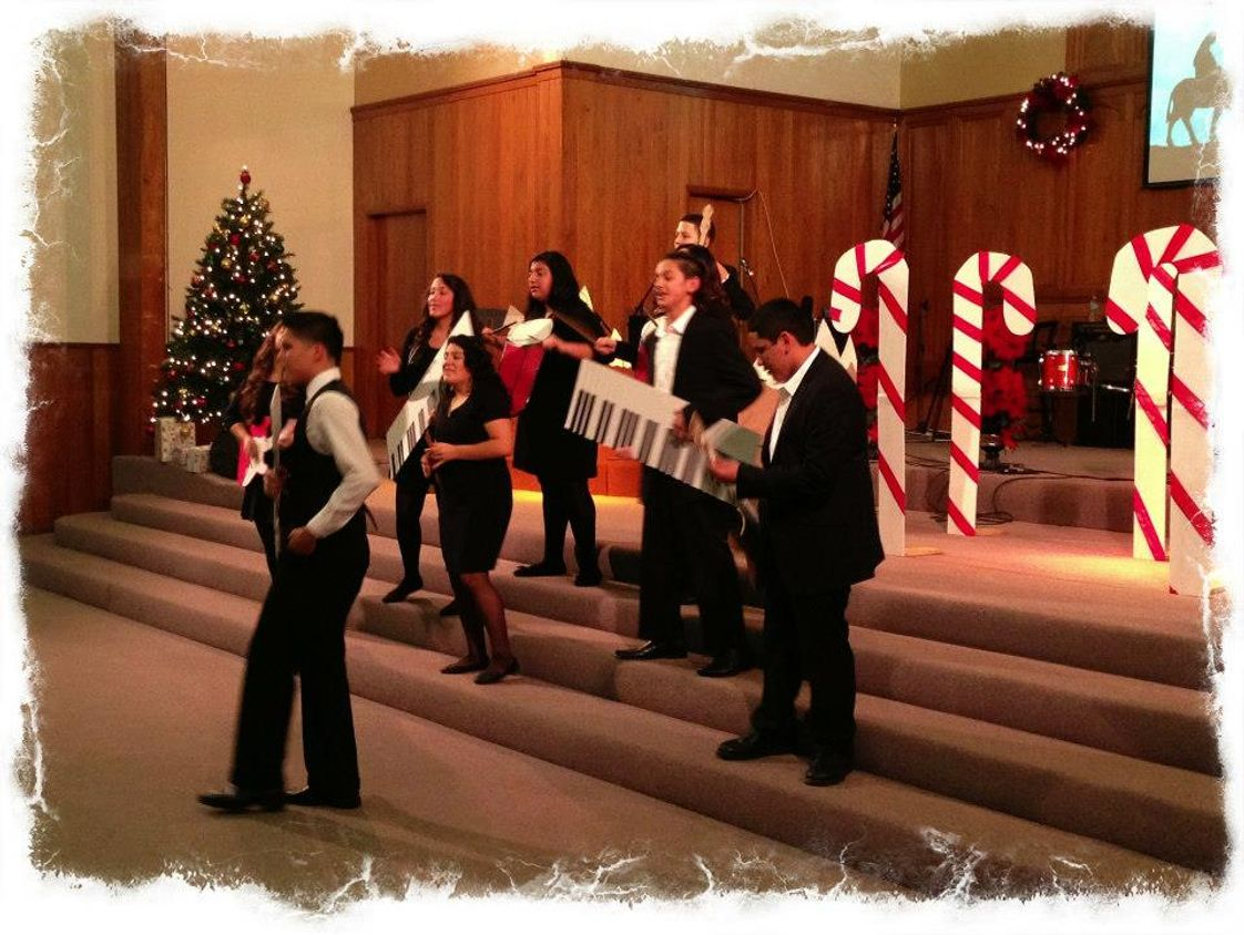 Maywood Christian School Photo #1 - Christmas Program