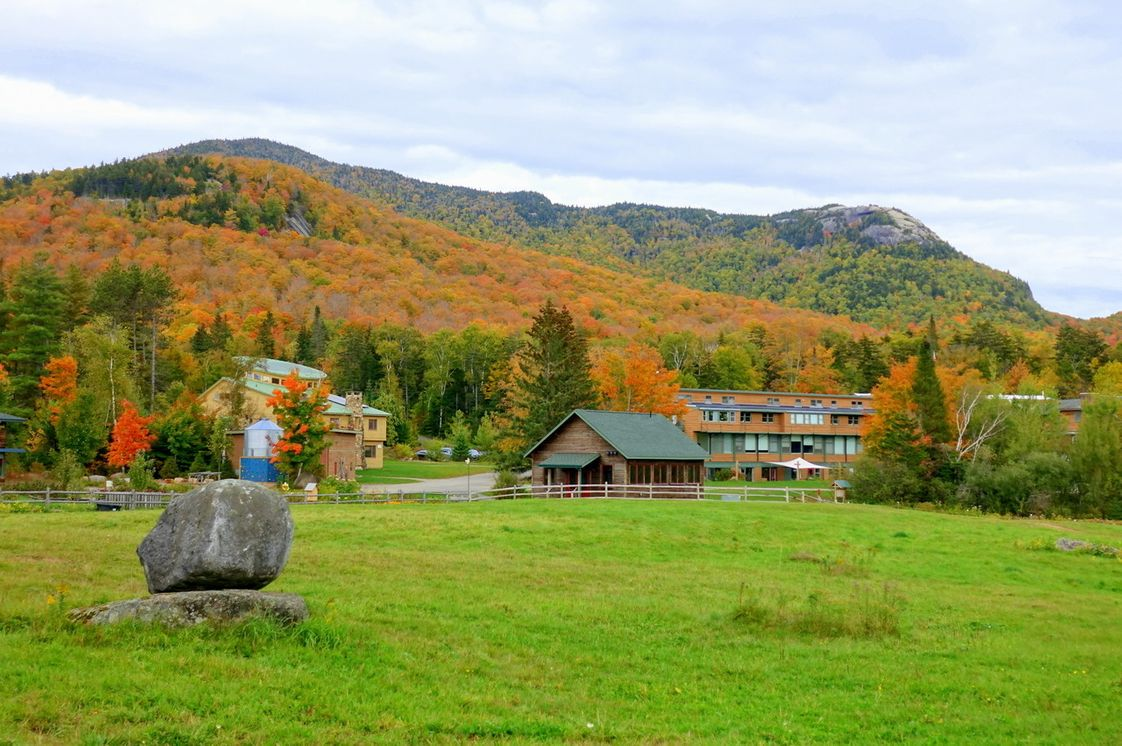 North Country School Photo - Our mountain campus