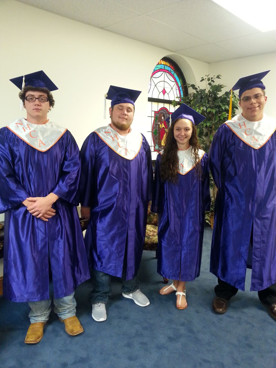 New Hope Christian Academy Inc Photo - 2017 Graduates