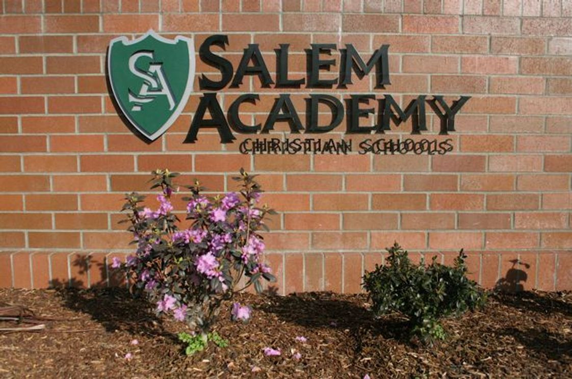 Salem Academy Christian Schools Photo - Salem Academy Entrance