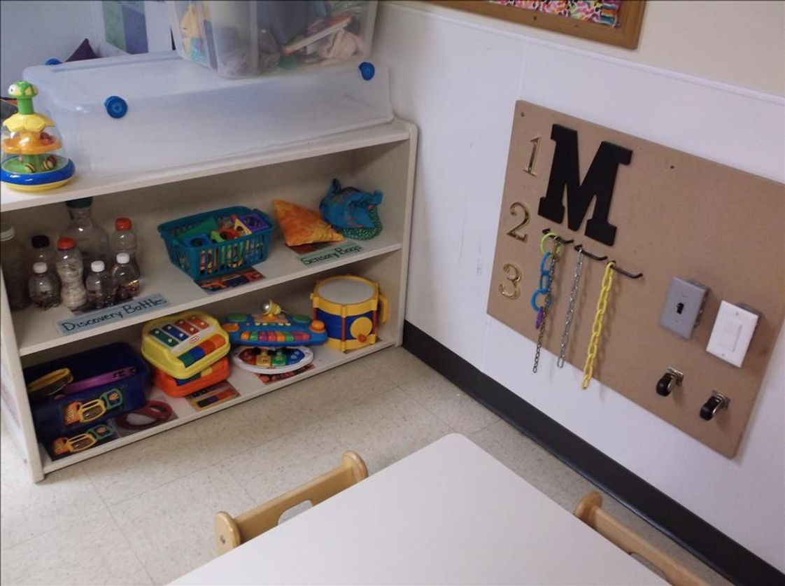 Erie KinderCare Photo - Toddler Classroom
