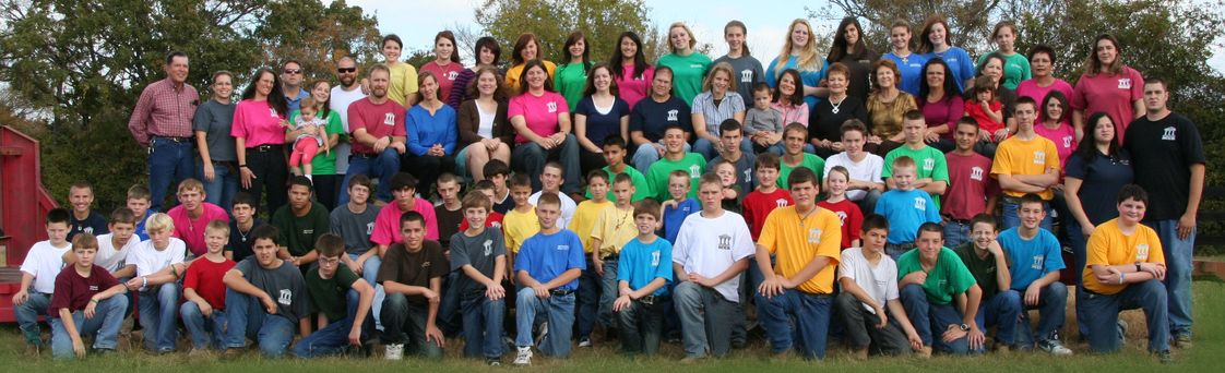 Still Creek Christian Academy Photo #1 - Class Photo