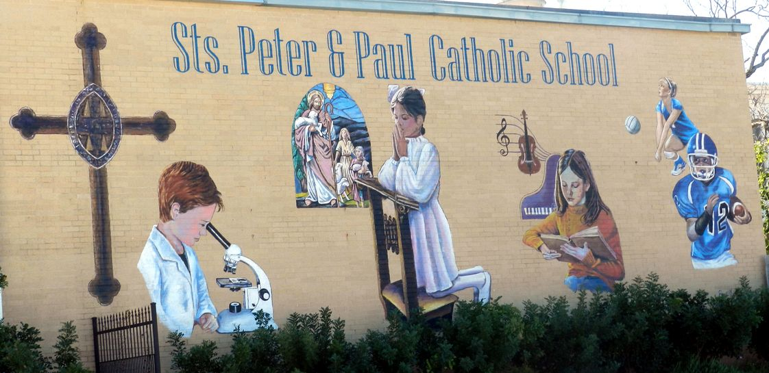 Sts. Peter and Paul Catholic School Photo