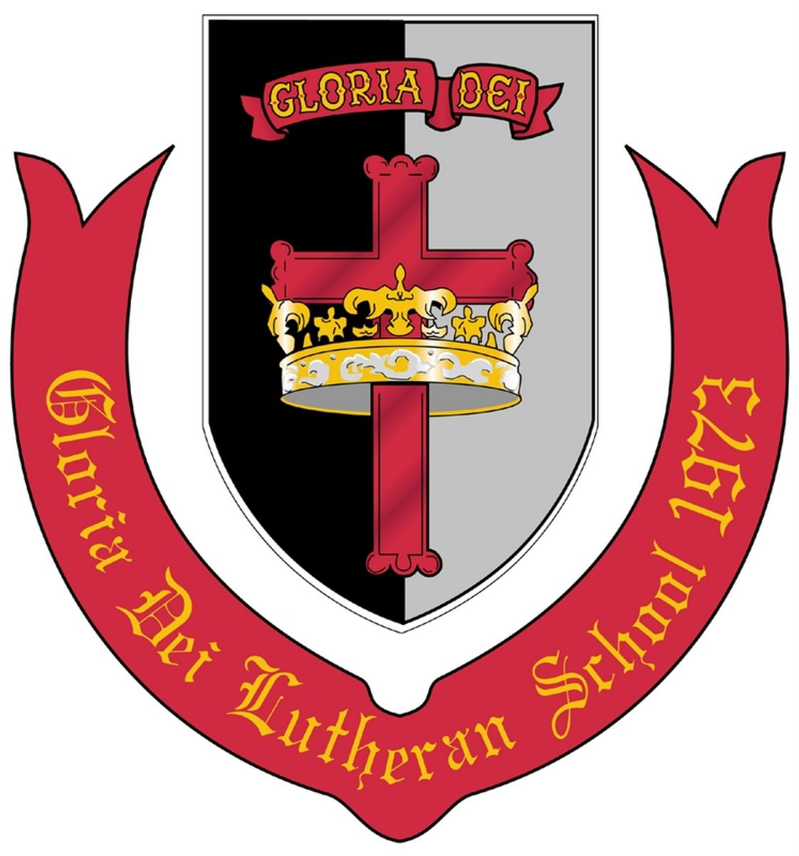 Gloria Dei Lutheran School Photo - School Shield