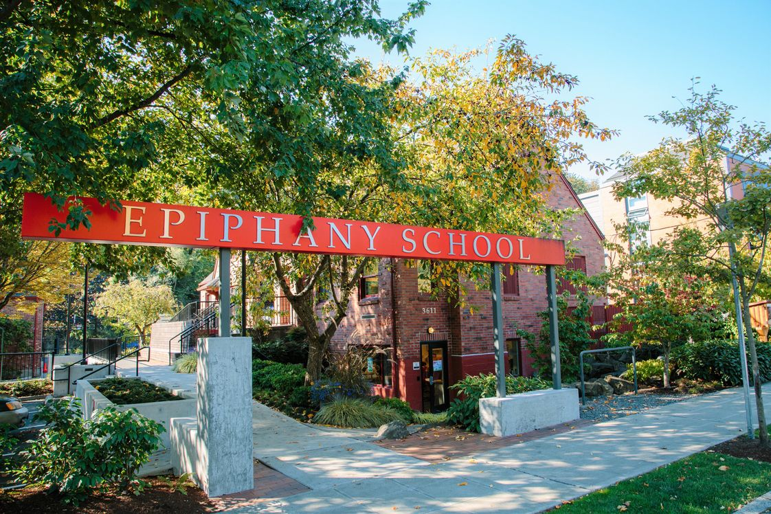 Epiphany School Photo #1 - Epiphany School is an independent, non-parochial school serving students in Pre-K through 5th Grade.